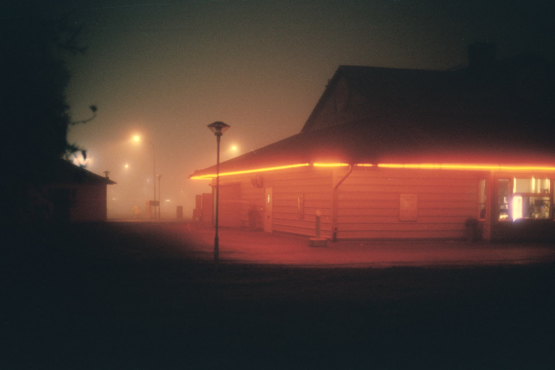 Get Lost in the Atmospheric Nightscapes of Simon Åslund