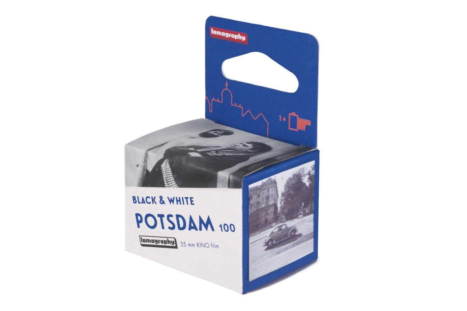 Lomography Potsdam Kino Is its Latest ISO 100 Black and White Film