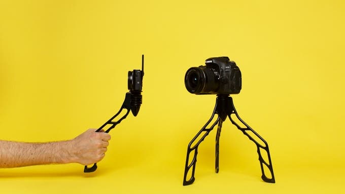 The SwitchPod Handheld Tripod can Switch Things up in Mere Seconds