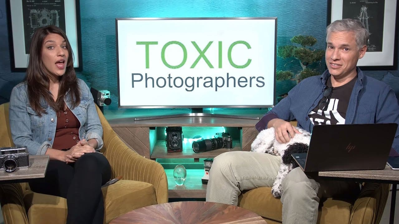 Toxicity is Rampant in the World of Photography and There's No Need for it