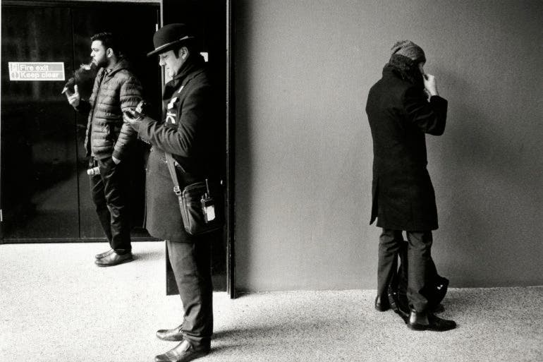 London: By Photographers - cover