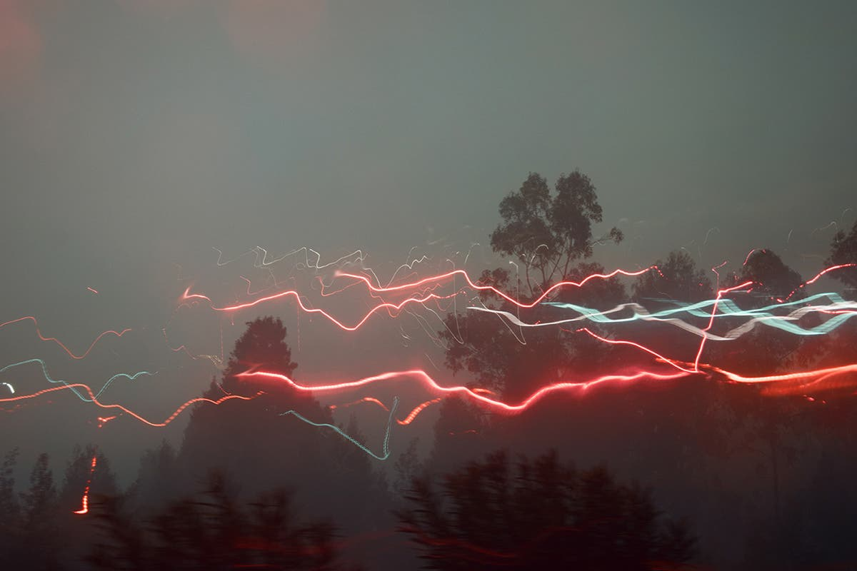"""Al Mefer Uses Long Exposures to Reveal the """"Phantoms of the Brain"""""""