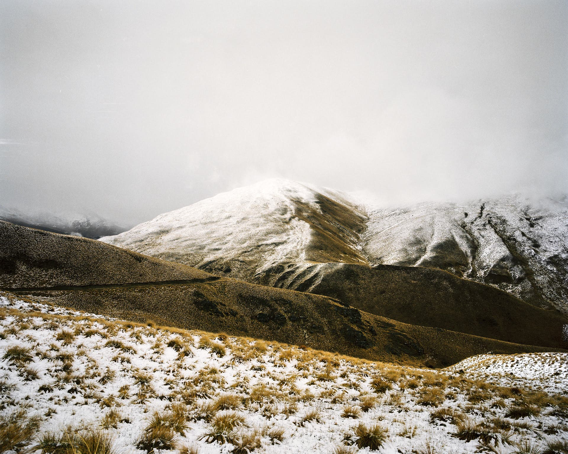 Jacob Howard's Gorgeous Landscapes on a Mamiya 7 II with Kodak Portra