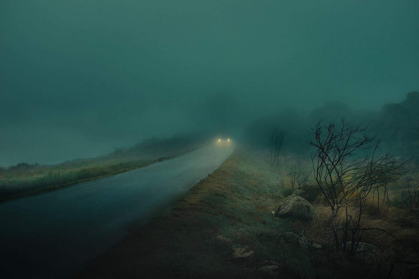 Henri Prestes Takes Us Along Moody Cinematic Night Drives