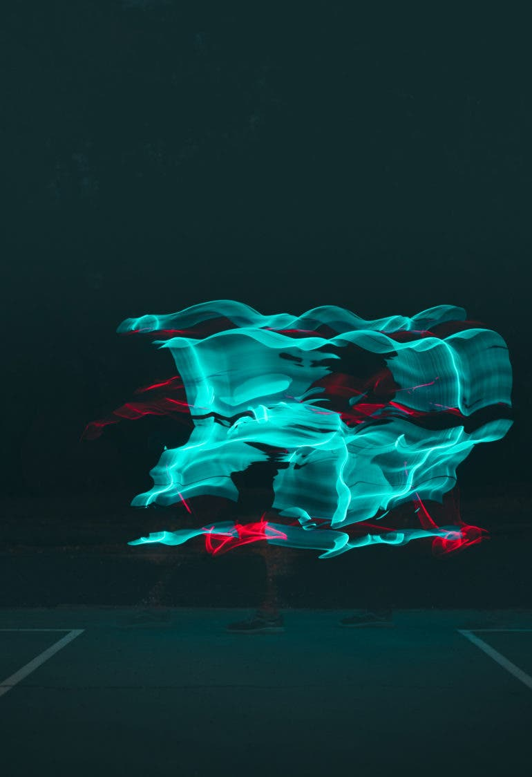 Jorge Serra Used Light Painting to Create These Stunning Images