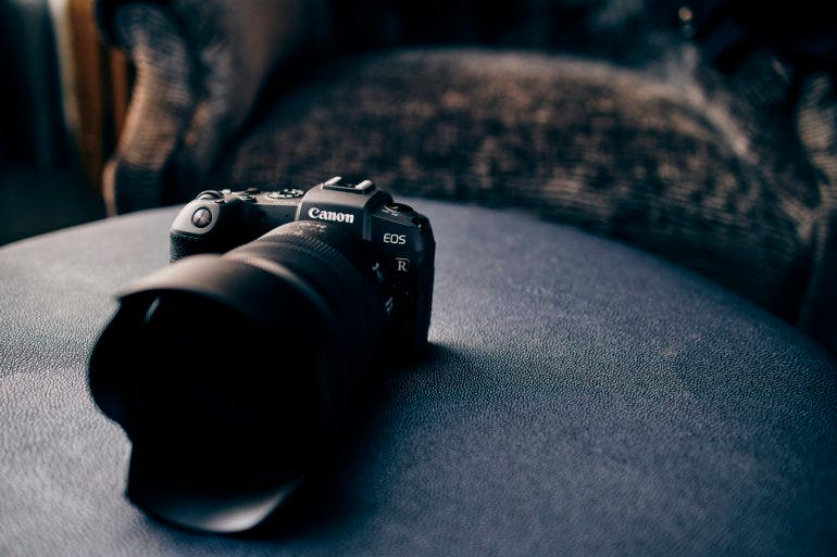 First Impressions: Canon EOS RP (A $1299 Full Frame Camera)