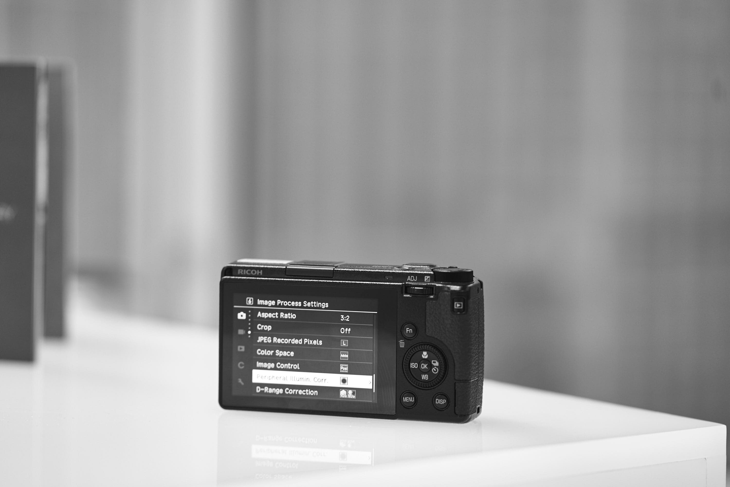 The menu system of the ricoh gr iii is very much like the previous menu with some new additions these new additions have more to do with customization of