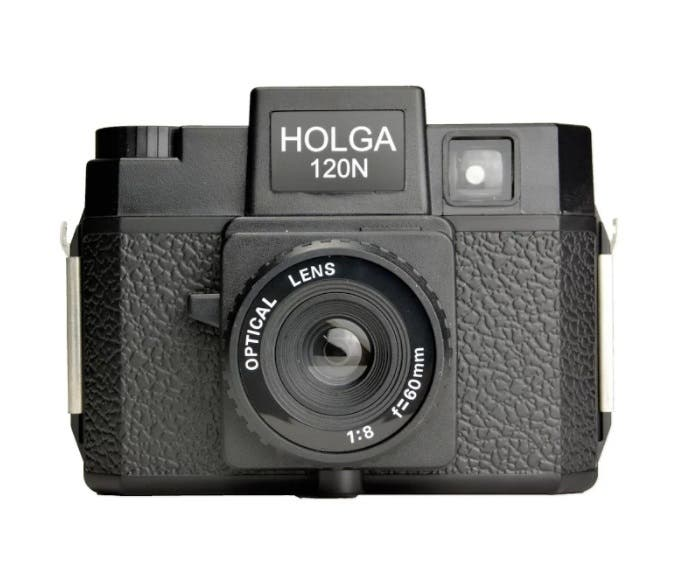 Cult Classic Holga 120N Lives Again and is Available to Buy Right Now