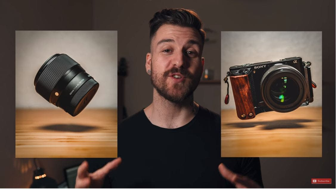Cool Photography Tip: Shoot Levitation Photography With This Easy Trick!