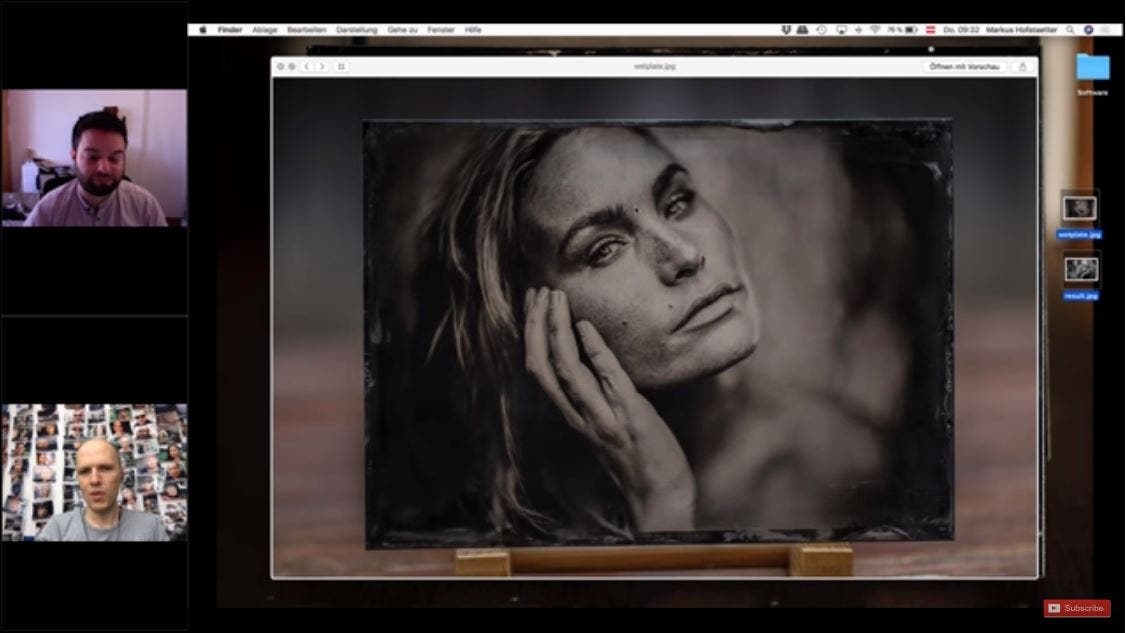 "Here's How a ""Digital Collodion"" Compares to a Real Wet Plate Photo"
