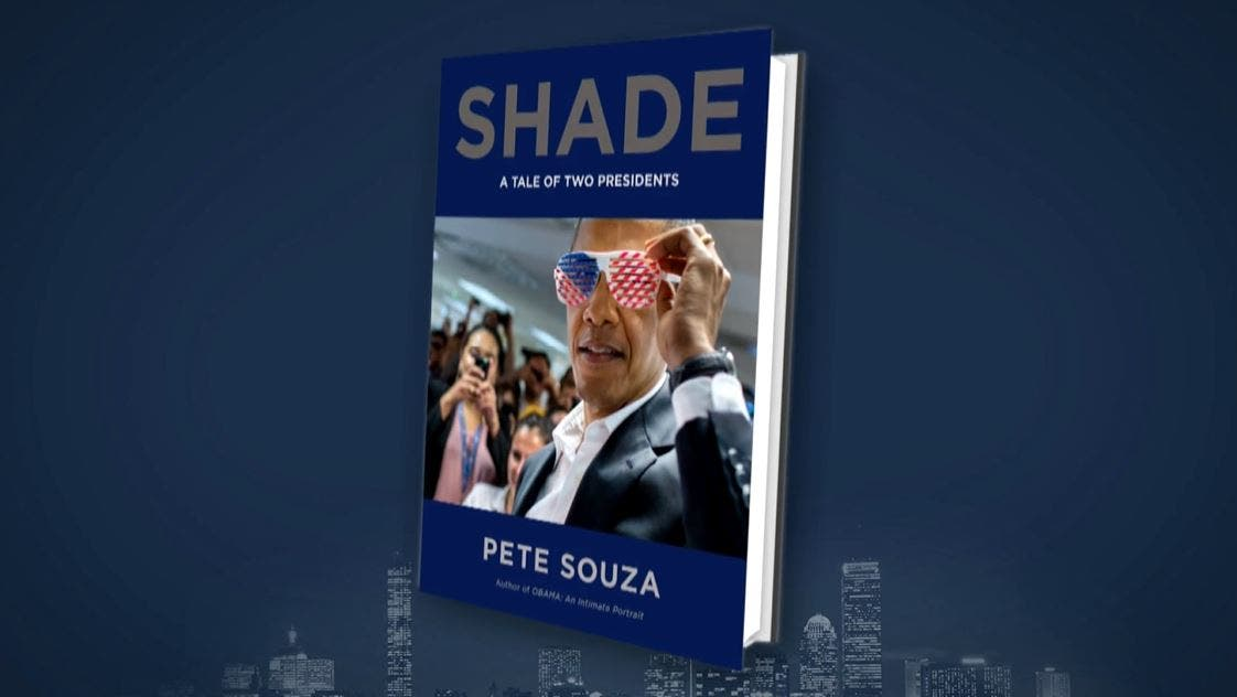 "Pete Souza Talks About His Latest Book ""SHADE: A Tale Of Two Presidents"""
