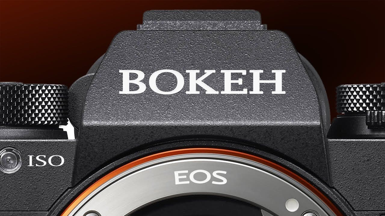 You're Saying the Word Bokeh Wrong, Same with ISO!