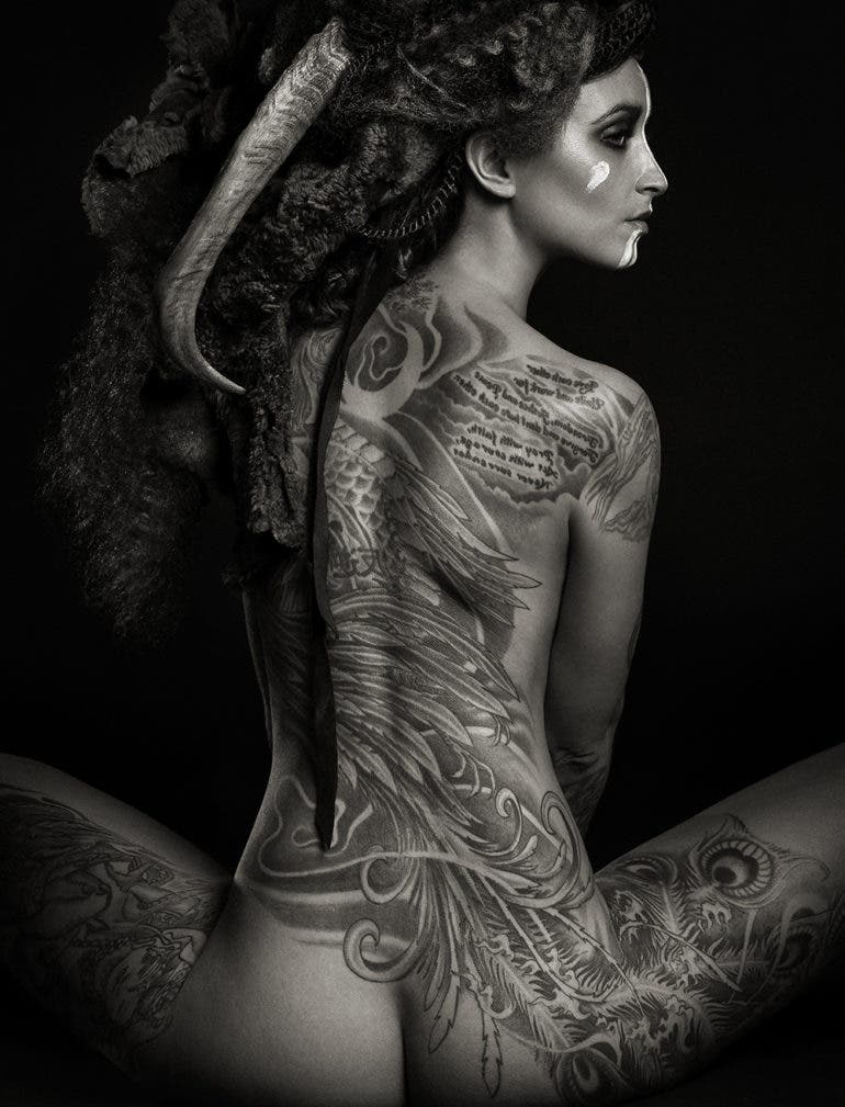 10 Photographers Tell the Stories of Tattooed People
