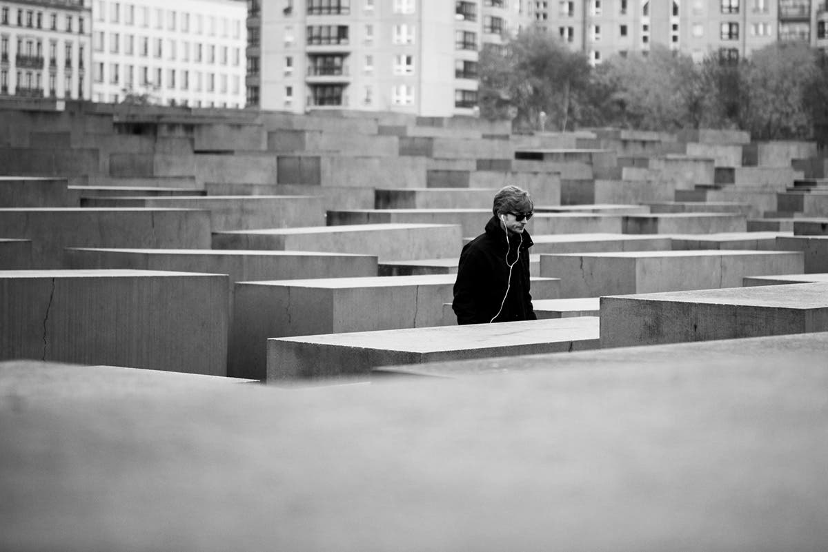 Get Lost in a Monochrome Afternoon Walk in Berlin with Skander Khlif