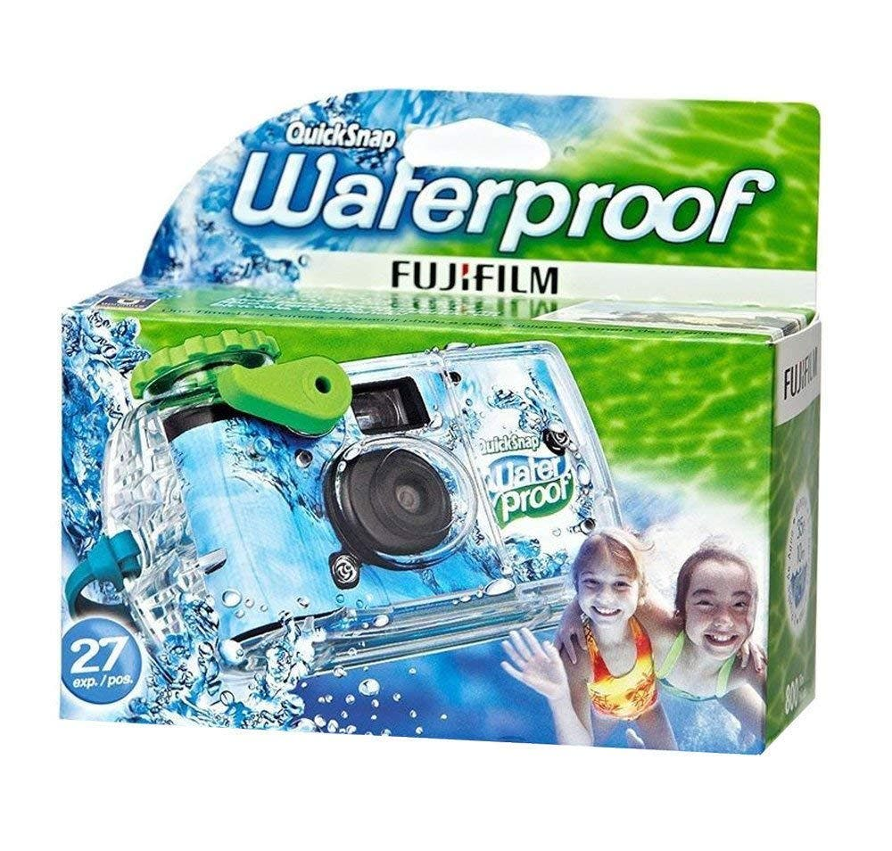 Fujifilm's Fun Underwater Cameras Will be Discontinued on March 31st