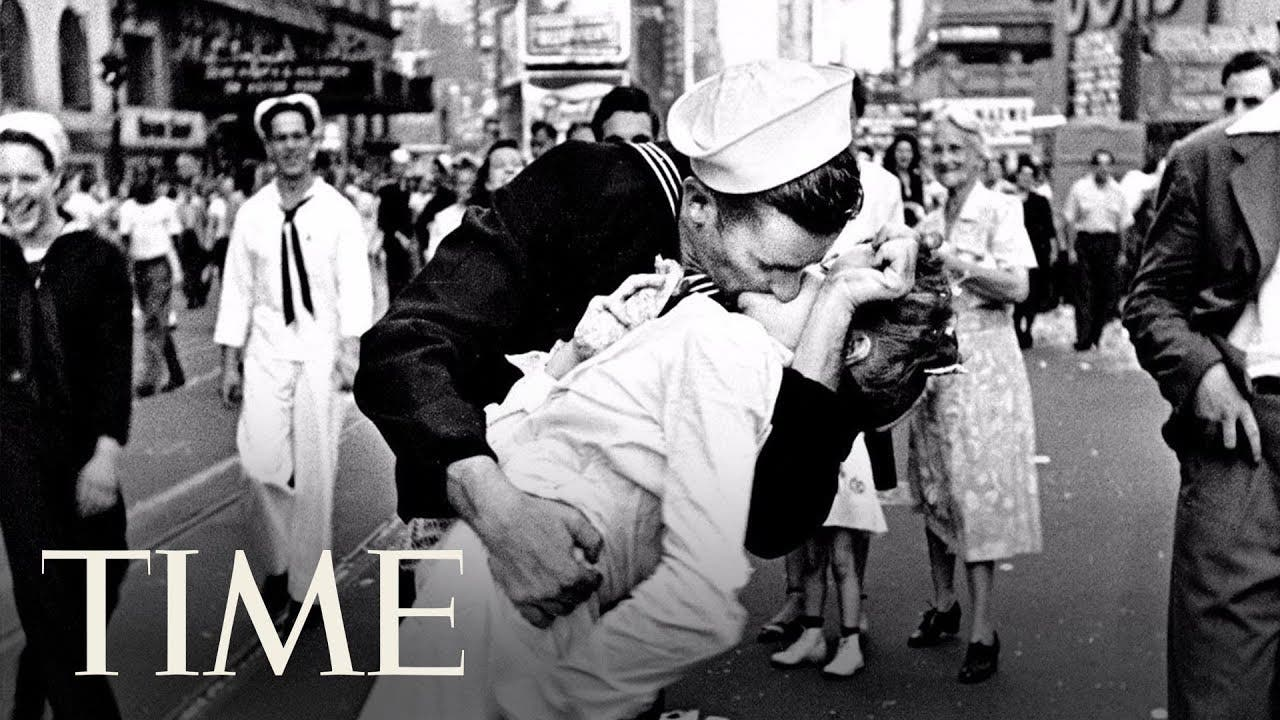 The Kissing Sailor in Iconic Photograph Passes Away Aged 95