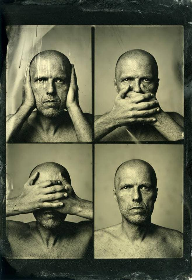 Markus Hofstaetter Now Offers Cool Wet Plate Passport Photos