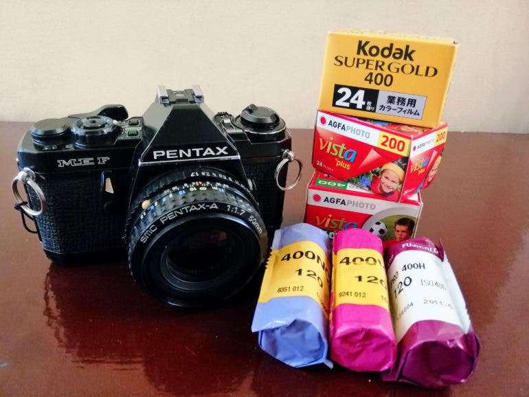 I Hope You're Not Celebrating Expired Film For the Wrong Reasons