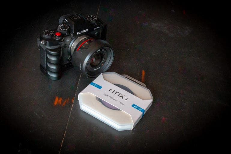 Irix Light pollution Filter