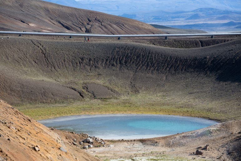 Christophe Audebert Uses Long Exposures To Highlight Geothermal Power