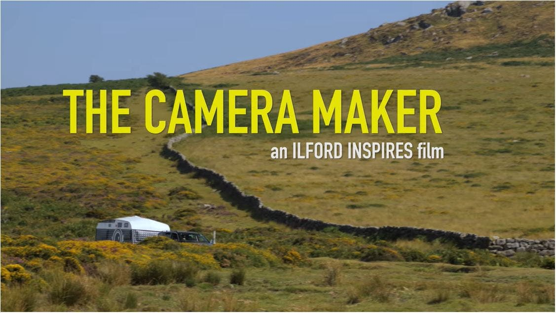 Brendan Barry Makes His Own Cameras by Hand