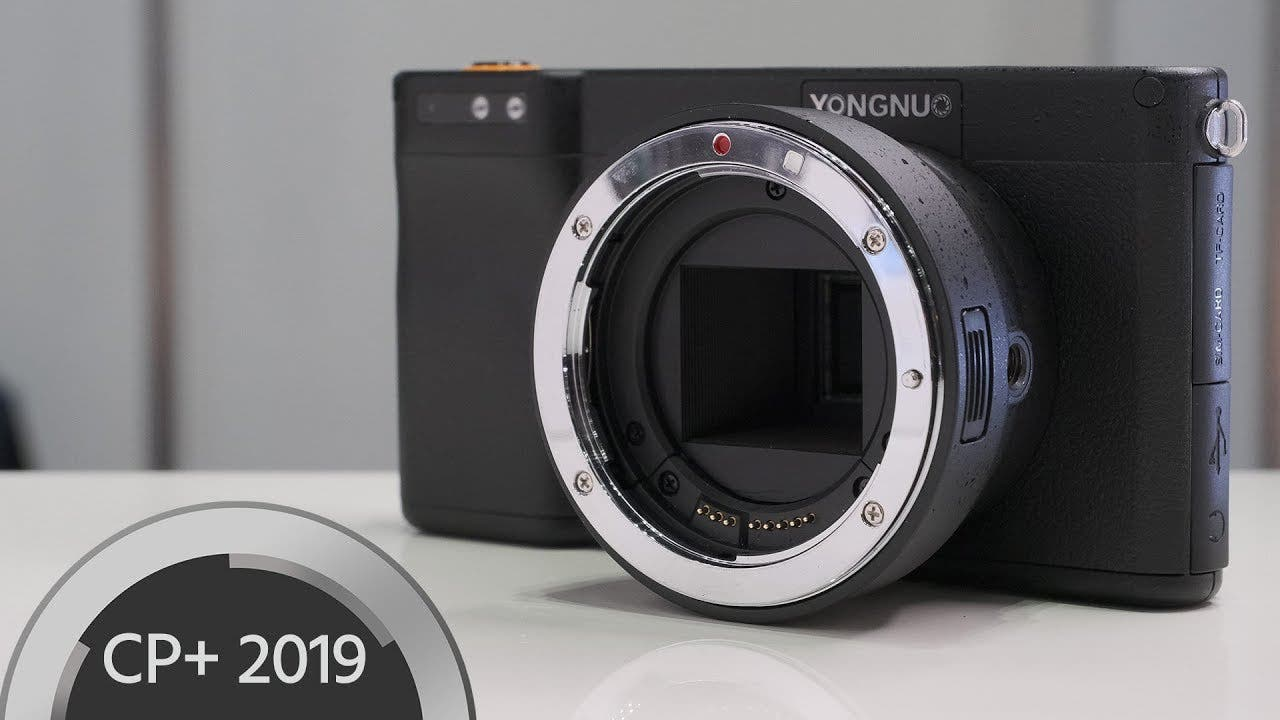 The New Yongnuo YN450 Is Unfortunately One Giant Mess of a Camera