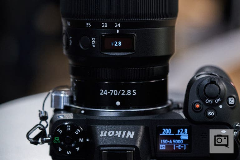 DXOMark: How The Nikon Z 24-70mm f2.8 S Fares Against The Rest