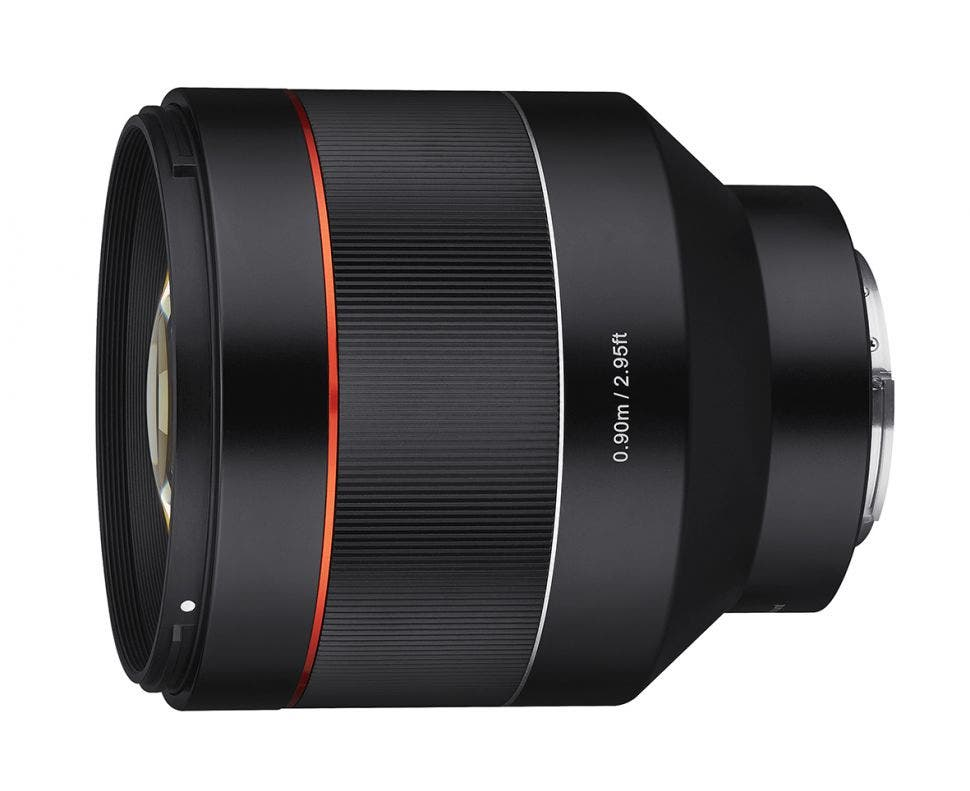 Is the Samyang AF 85mm f1.4 a Threat to Sony's 85mm Prime Lenses?