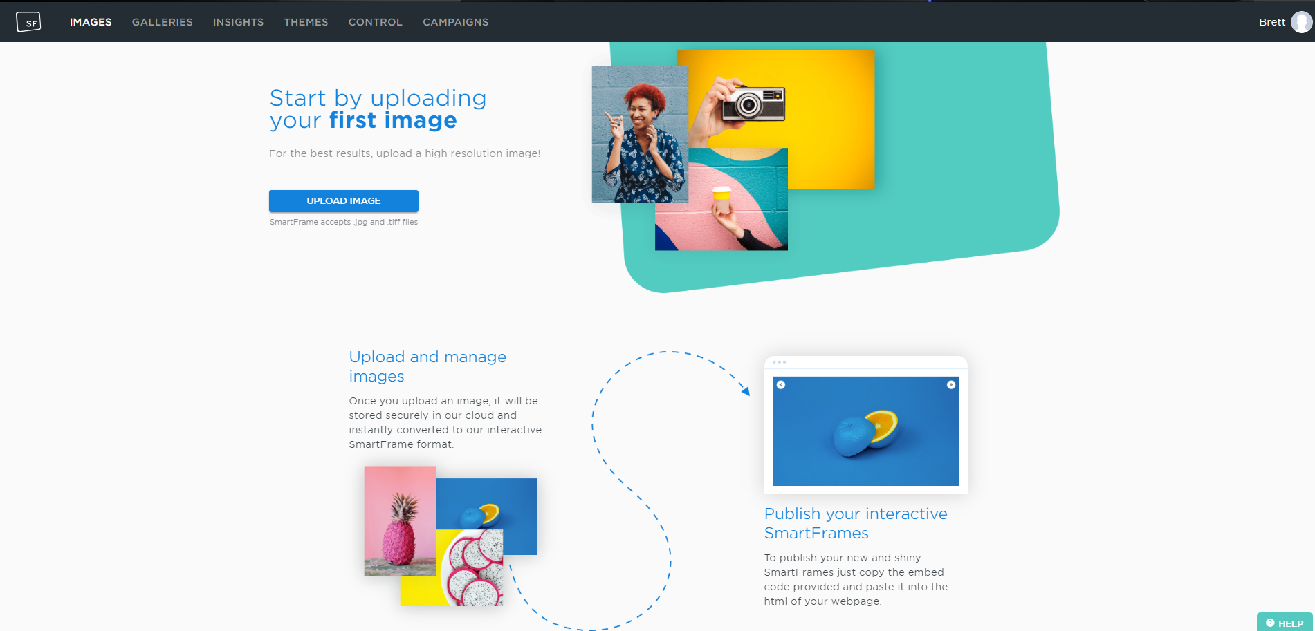 Review: Smartframe (A More Secure Way to Share Your Images)