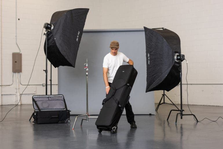 Think Tank Photo Announces the Stand Manager 52 Rolling Case