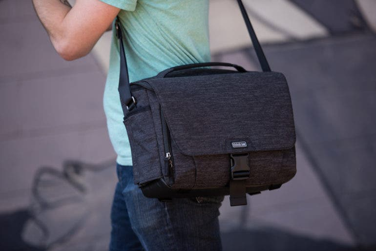 Think Tank Announces Three Stylish Vision Shoulder Camera Bags