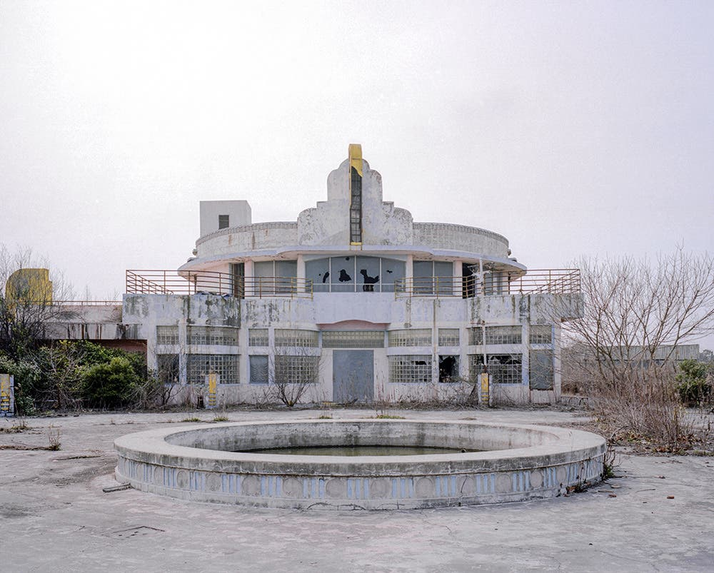 Ying Yin Revisits Abandoned Theme Park Once a Shrine to the American Dream
