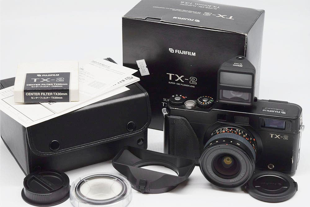Here's Your Chance to Snag a Fujifilm TX-2 (or the Hasselblad XPan II)