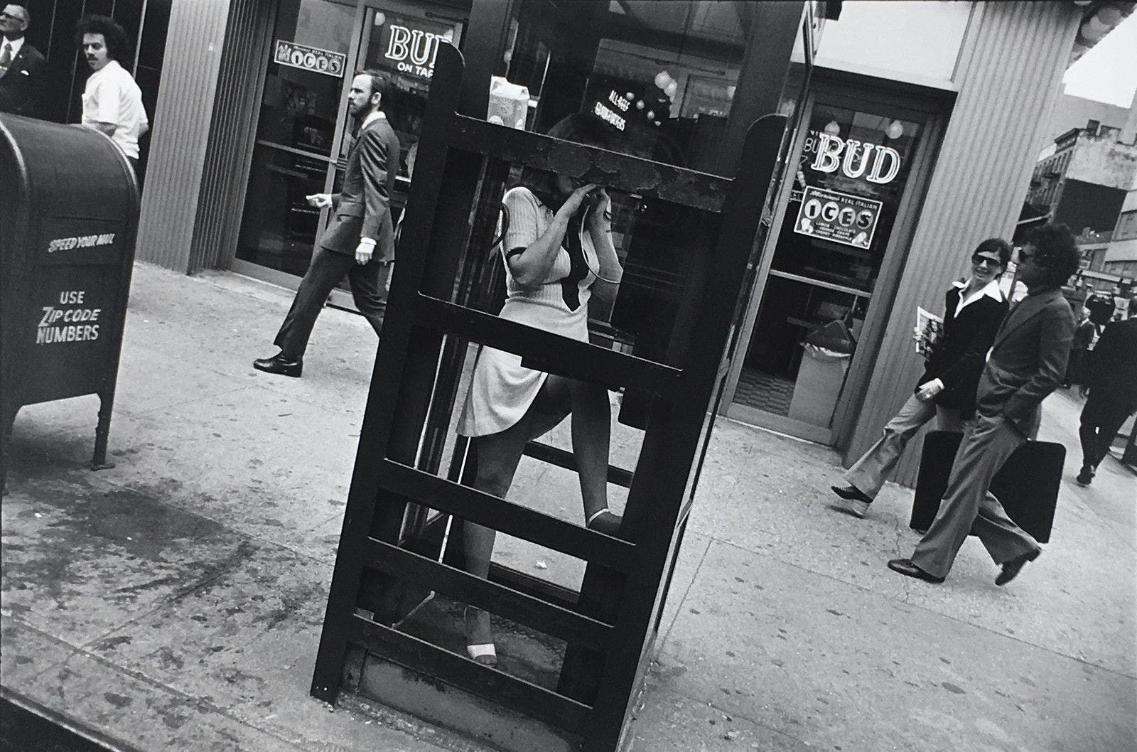 This Signed Garry Winogrand Print is Yours for $12,500
