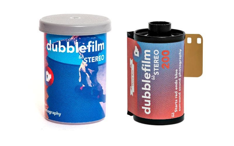 "Dubble Announces Stereo-Inspired ""Transitional"" Specialty Film"