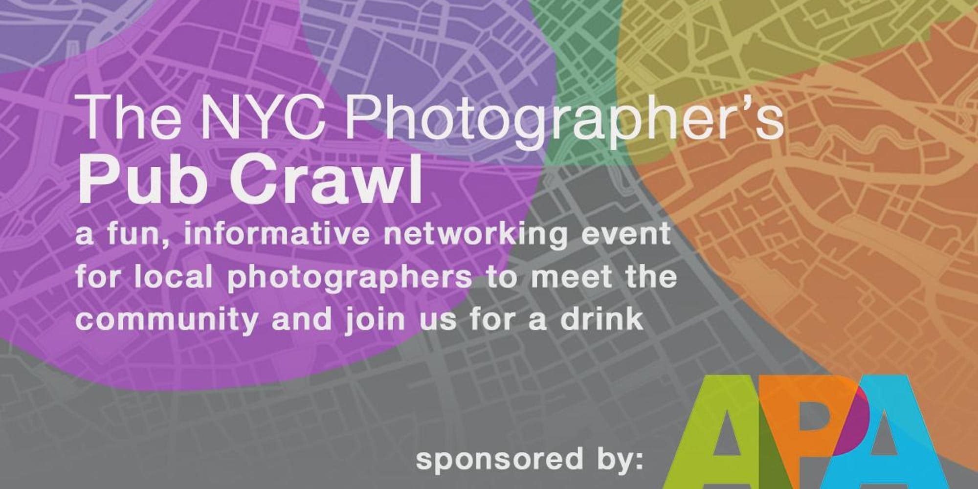 Saturday: There's a Pub Crawl Happening Just for Photographers in NYC