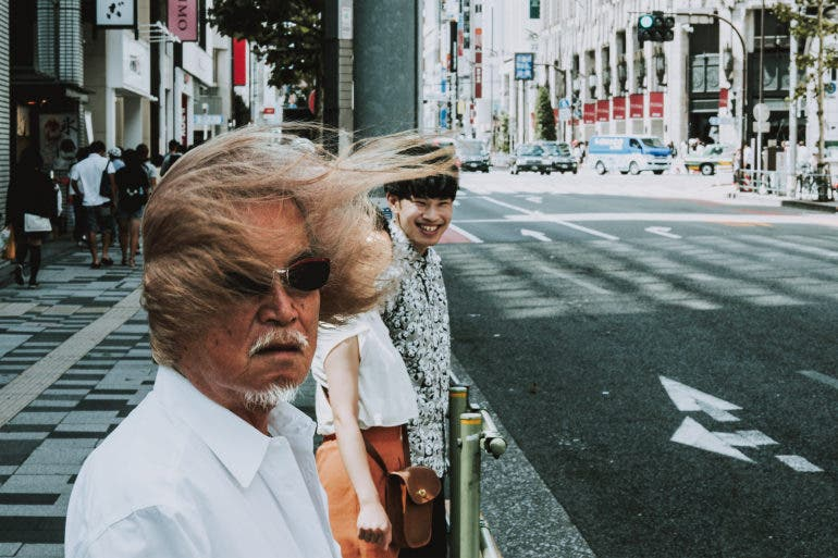 Omar Essam's 'Japan Street Opera' Shows How Inspitation Helps to Overcome a Creative Rut - The Phoblographer