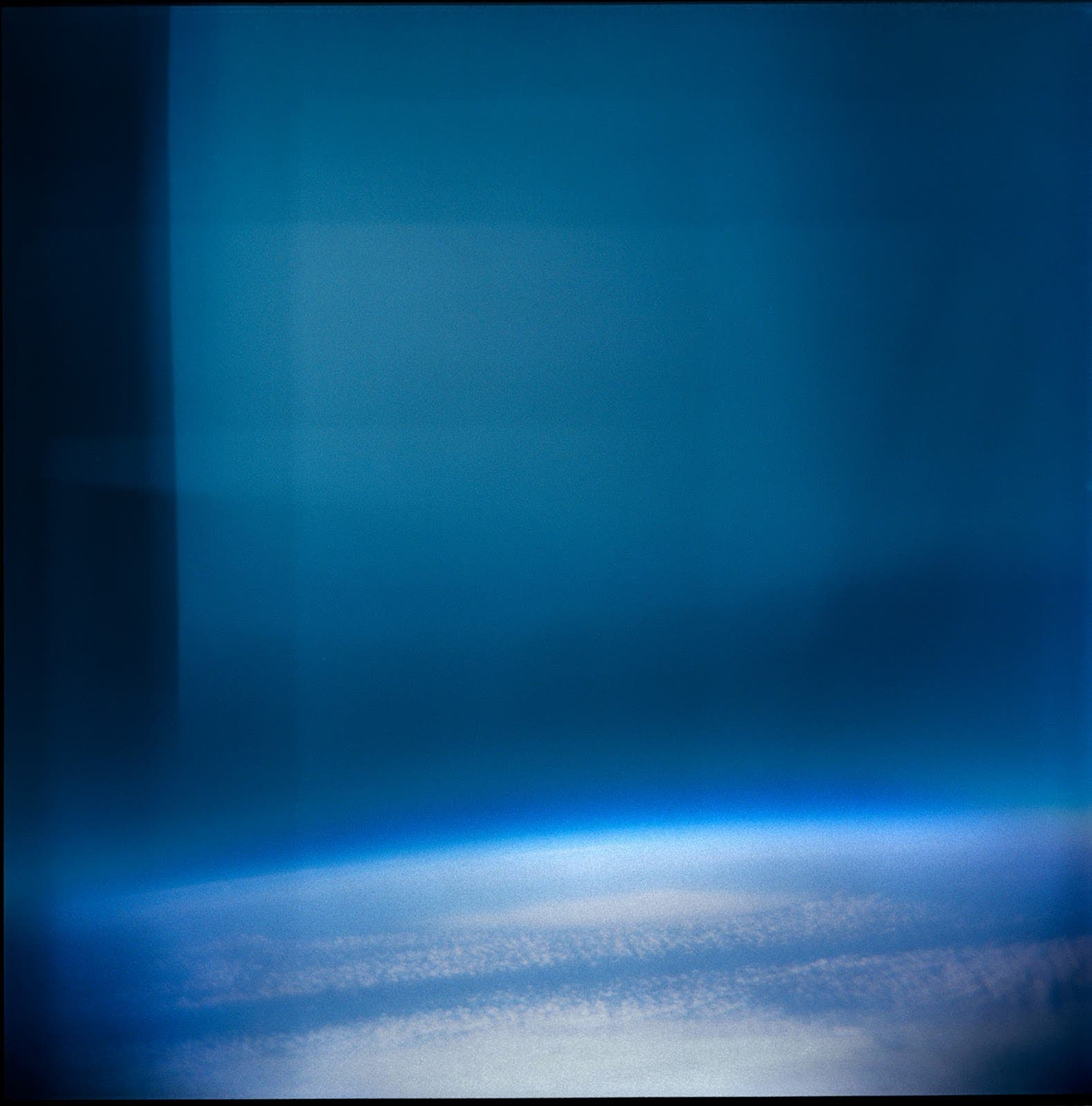 This Dreamy Holga Photo Was Shot from the Stratosphere