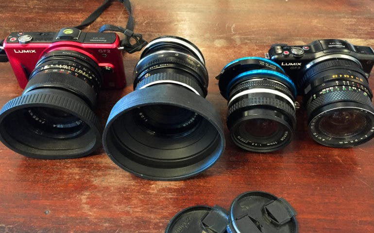 How to Mount Vintage Lenses to Modern Cameras Using Adapters