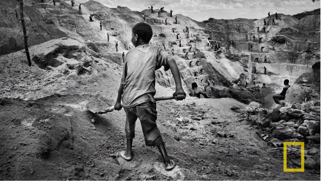 Marcus Bleasdale: Harnessing the Power of Photography in the Congo