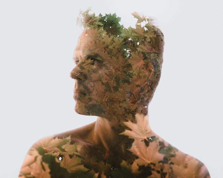 Christoffer Relander Merges The Beauty Of Nature With The