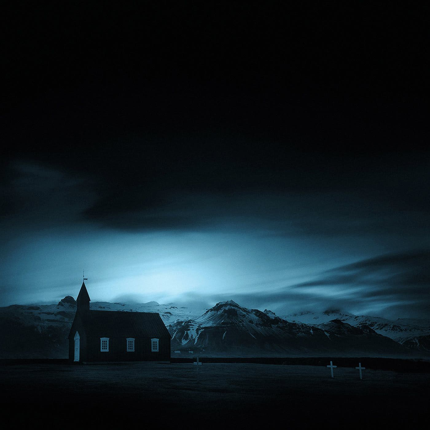 Andy Lee Used Infrared Photography for this Surreal Landscape Series