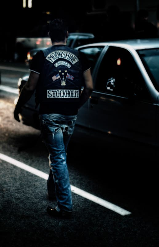 "Klas Falk Photographs Today's Swedish ""Greasers"" Subculture"