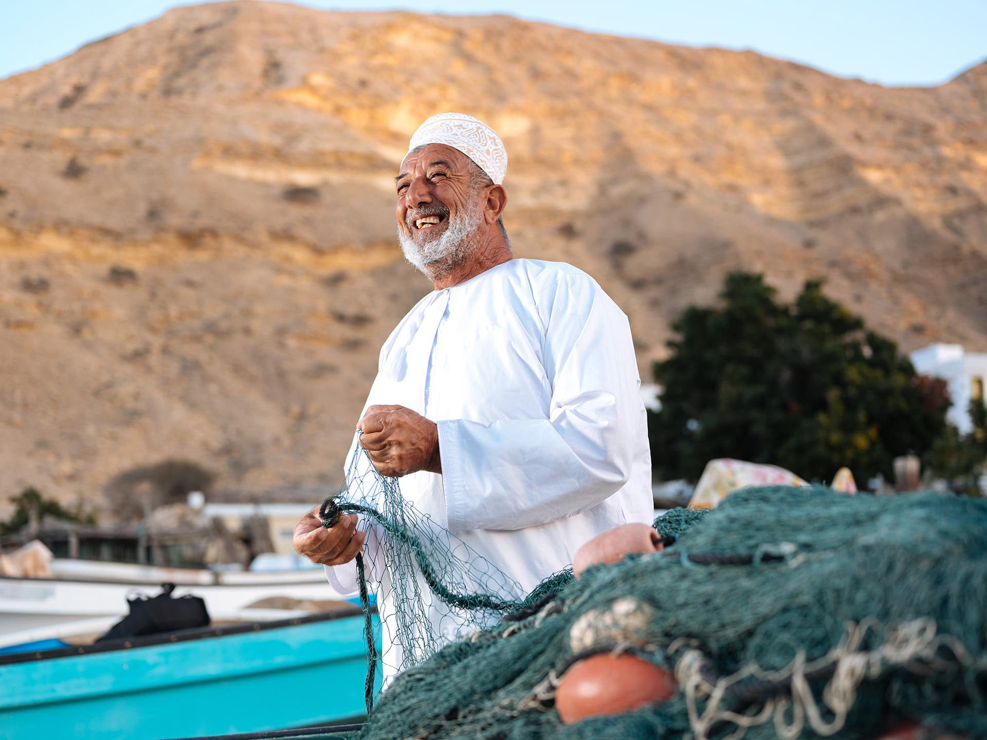 Matt Porteous Sheds Light on Sustainable Fishing Practices in Oman