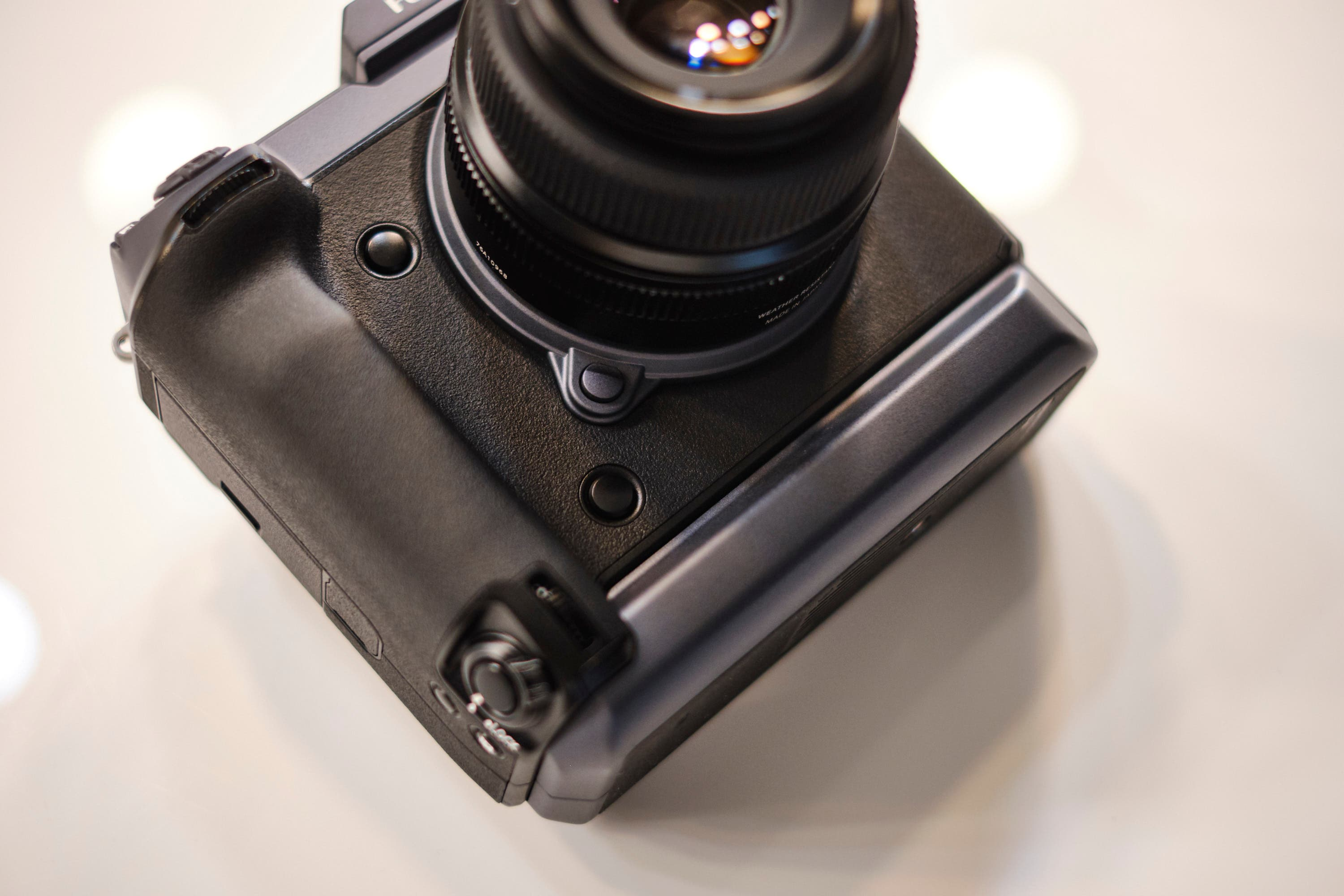 First Impressions: Fujifilm GFX 100 (And Why It Needed IBIS)