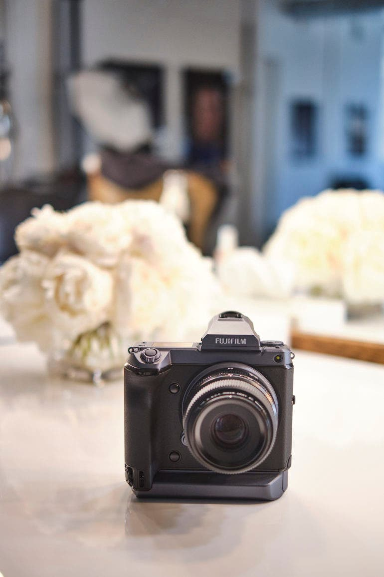 Video: Why the Fujifilm GFX 100 Needs In Body Image Stabilization