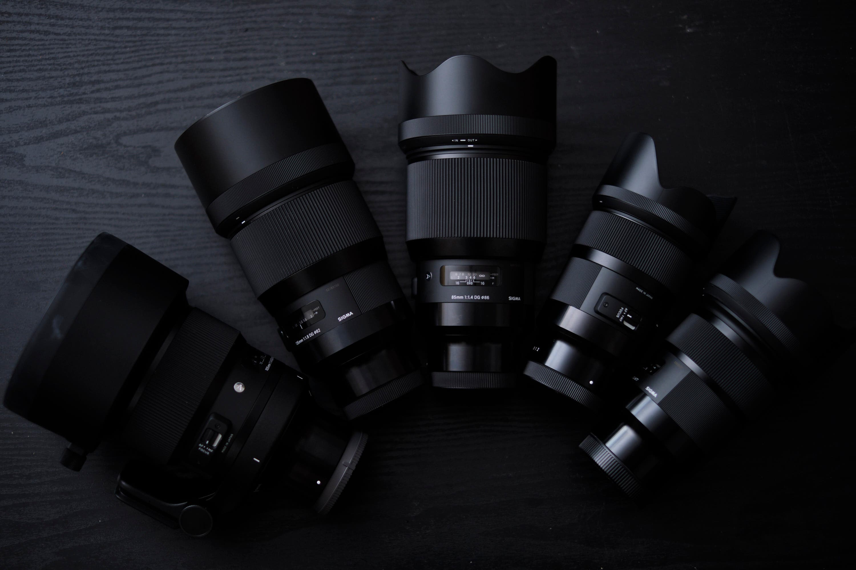 Comparison: Sigma's Lenses for Studio Portraits (Here's What We Found)