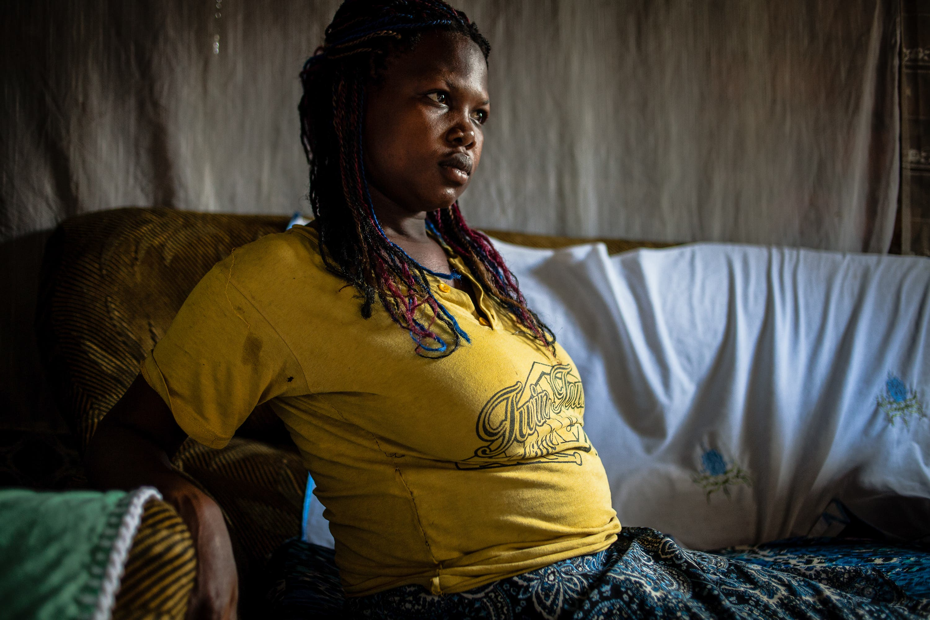 The Acquaintance: Esther Mbabazi's Photo Essay of Birth in Rural Uganda