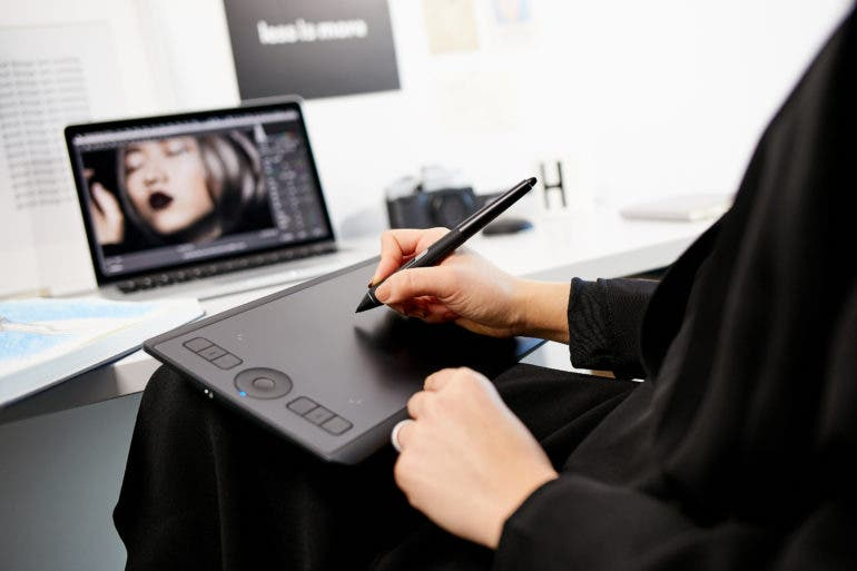 Wacom Completes Advanced Pen Tablet Series with New Intuos