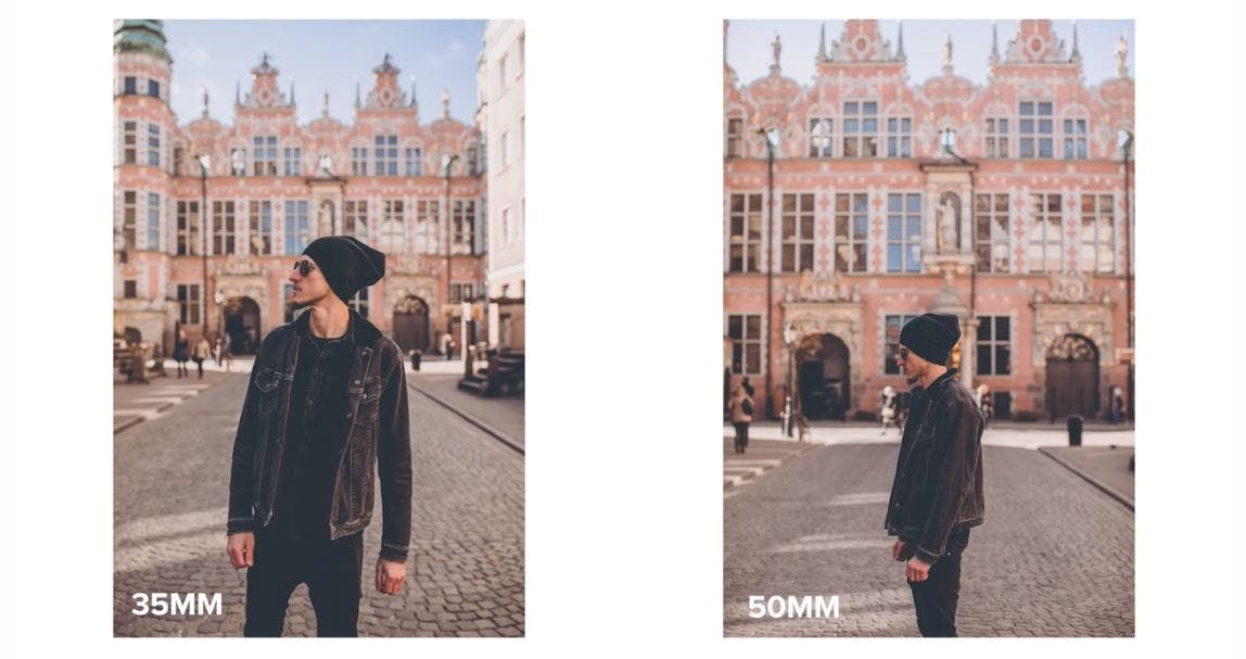 Travel Photography Tip: Comparing 35mm vs 50mm Lenses